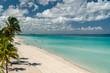 Amazing caribbean beach in Varadero, Cuba