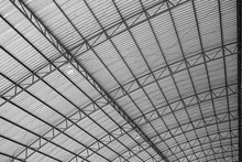 Arched Roof Steel Structure Th...