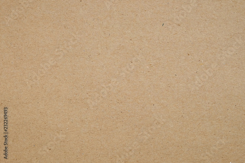 Leinwand Poster Brown Paper Box texture
