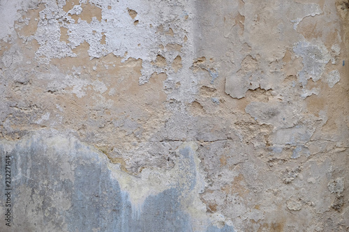 Foto auf AluDibond Alte schmutzig texturierte wand old wall texture grunge background