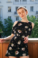 Portrait Of Fashionable Women'...