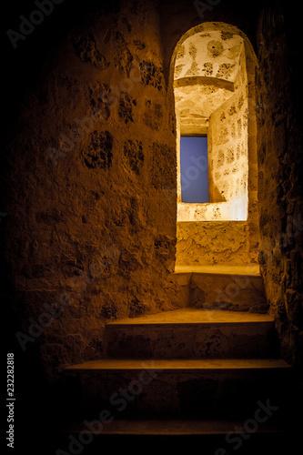 Fotografía  Old staircase, Bahrain