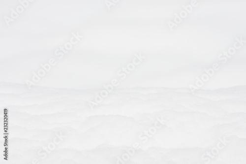 Fotografia, Obraz Snowy field