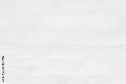 Valokuva Snowy field