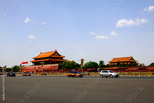 Tiananmen Gate in the Forbidden City, Beijing, China