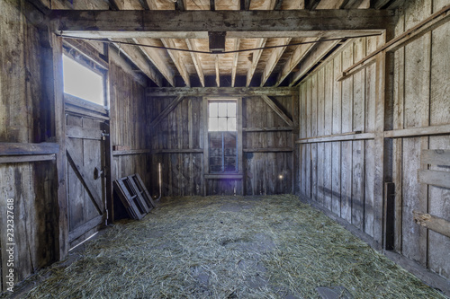 Fotografie, Obraz  Old Horse Barn at Wilder Ranch State Park