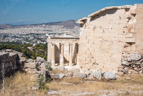 Fotografija  Temple of Athena Nike on the Acropolis in Athens