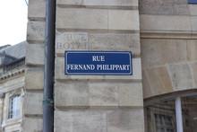 Rue Fernand Philippart