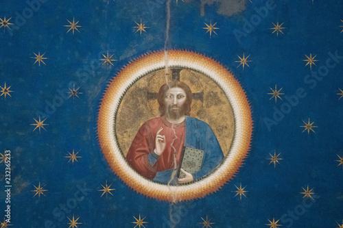 Leinwand Poster Cappella degli Scrovegni, Padova
