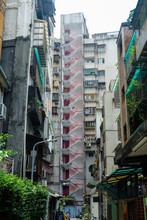 Urban Exploration Of Taipei In Taiwan