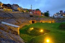 Roman Amphitheater, Durres, Du...