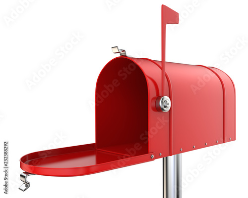 Fototapeta  Mailbox