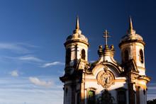 São Francisco De Assis Church...