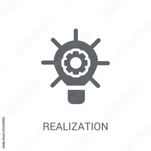 Fotografía  realization icon
