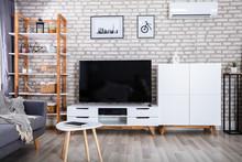Interior Of A Living Room