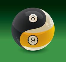 Eight Ball And Nine Ball Billi...