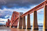 Forth Rail bridge, Queensferry, Edinburgh