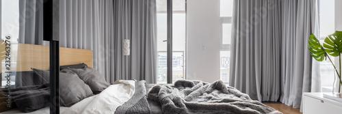 Fototapeta  Luxurious bedroom interior