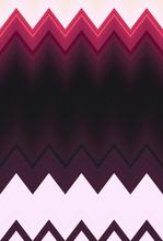 Chevron Zigzag Purple Lilac Ma...