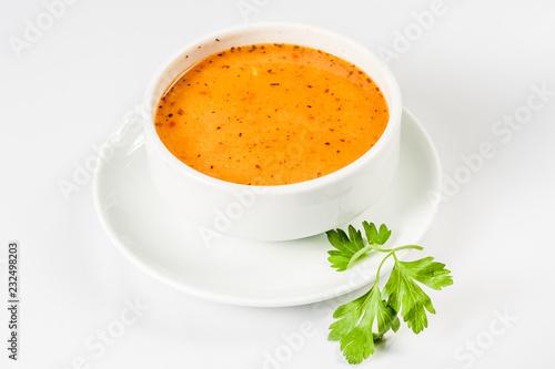 Turkish Traditional Tarhana Soup