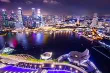 シンガポール Night View