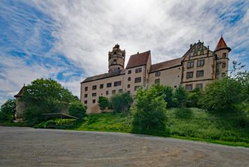 Fototapeta na wymiar Burg Ronneburg, Main-Kinzig-Kreis, Hessen, Deutschland
