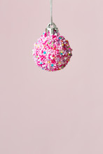Christmas Ornament Covered Wit...