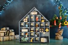 Christmas Advent Calendar In F...