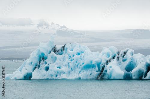 Icelandic iceberg