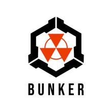 Iconic Bunker Logo