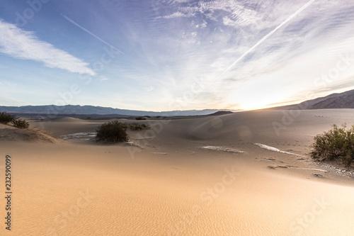 Poster de jardin Desert de sable Death Valley National Park,USA