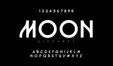 Urban Modern Alphabet. Designs For Logo, Poster, Invitation, Etc. Typography Font Uppercase. Vector Illustrator