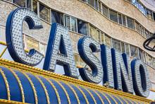Casino Bulb Sign