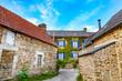 Bretagne, Dorf