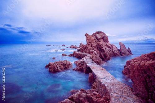 Obraz na plátně  Costa Brava Mediterraneo