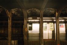 NYC Subway Train