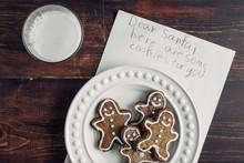 Gingerbread Cookies For Santa ...