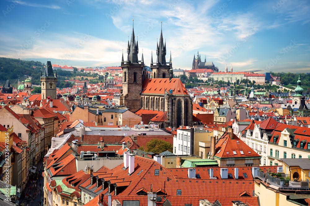 Fototapety, obrazy: Praga