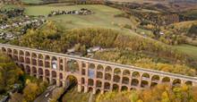 Aerial View On The Goeltzschta...