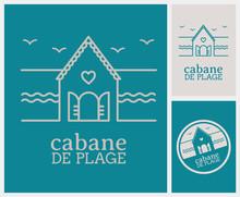 Cabane De Plage, Cabine