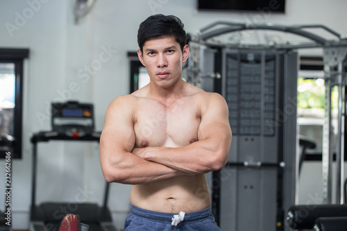 Asian muscle cam