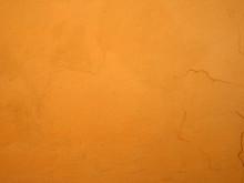 Bright Rough Textured Orange P...
