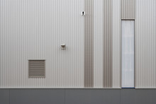Warehouse . Ventilation
