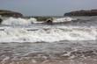 Welle Küste Sturm