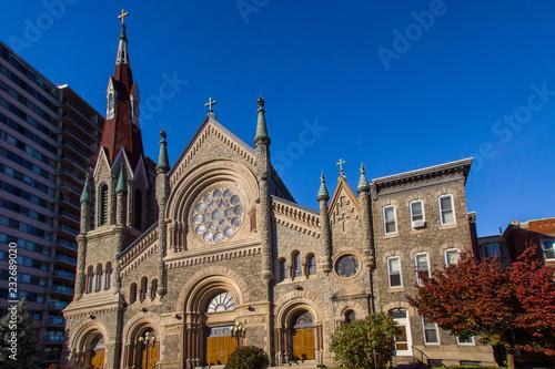 Fotografie, Obraz  Saint Francis Xavier Parish — The Oratory