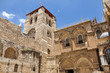 Church of the Holy Sepulchre in Ierusalim
