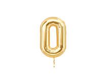 Gold Foil Alphabet, Letters O ...