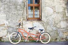 Modern Comfortable Orange Tand...