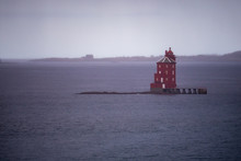 Norway Red Lighthouse For Heal...