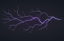 Flash Of Lightning, Thundersto...
